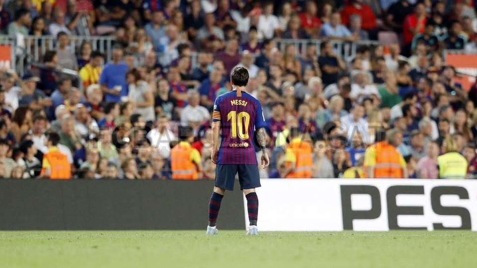 صور مباراة : برشلونة - جيرونا 2-2 ( 23-09-2018 )  99533911