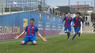 The best Masia teams' goals (11-12 march 2017)