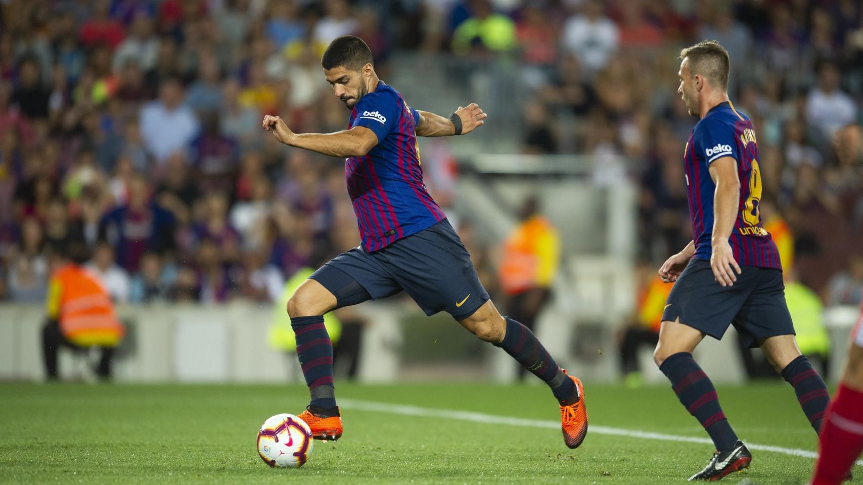 صور مباراة : برشلونة - جيرونا 2-2 ( 23-09-2018 )  99551832