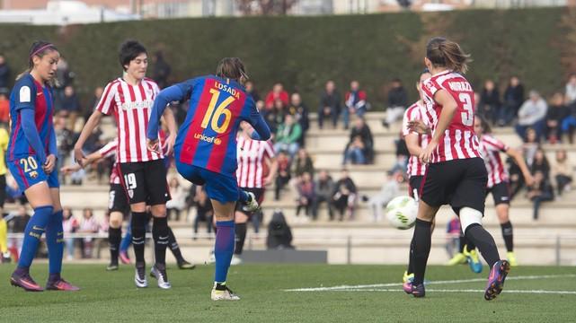 Resultado de imagen de barcelona vs athletic club femenino