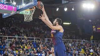 FC Barcelona Lassa 121 - Betis 56 (ACB)