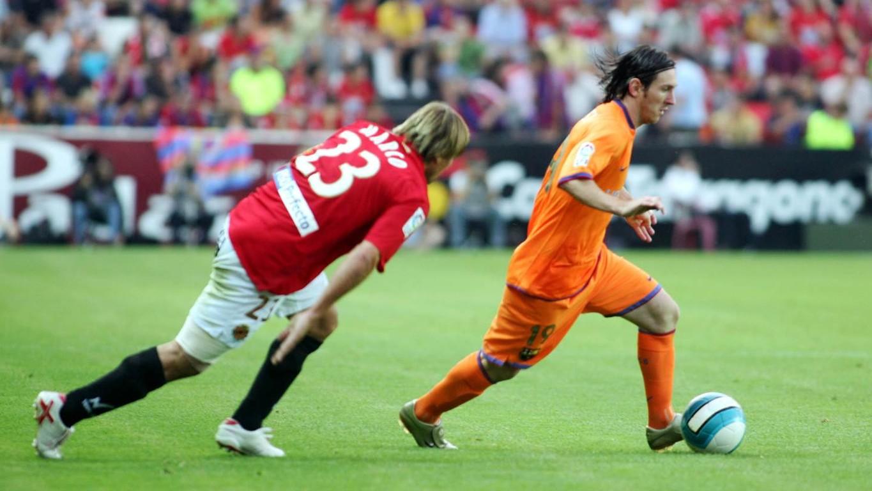 FCバルセロナは、8月4日20時から、ヒムナスティック・デ・タラゴナと練習試合を行なう