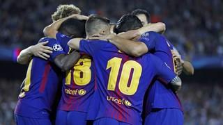 Repassa quines són les combinacions possibles dels blaugranes per aconseguir la classificació per a la següent ronda de la Lliga de Campions i en quines situacions els barcelonistes haurien d'esperar a la darrera jornada