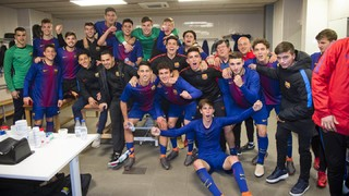 FC Barcelona U19A – Atlético Madrid: Into the Final Four! (2-0)