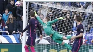 Deportivo 2 - FC Barcelona 1