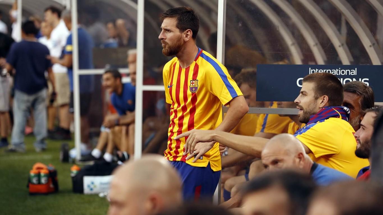 Descobreix tots els detalls que no vas veure del partit entre el Barça i els italians