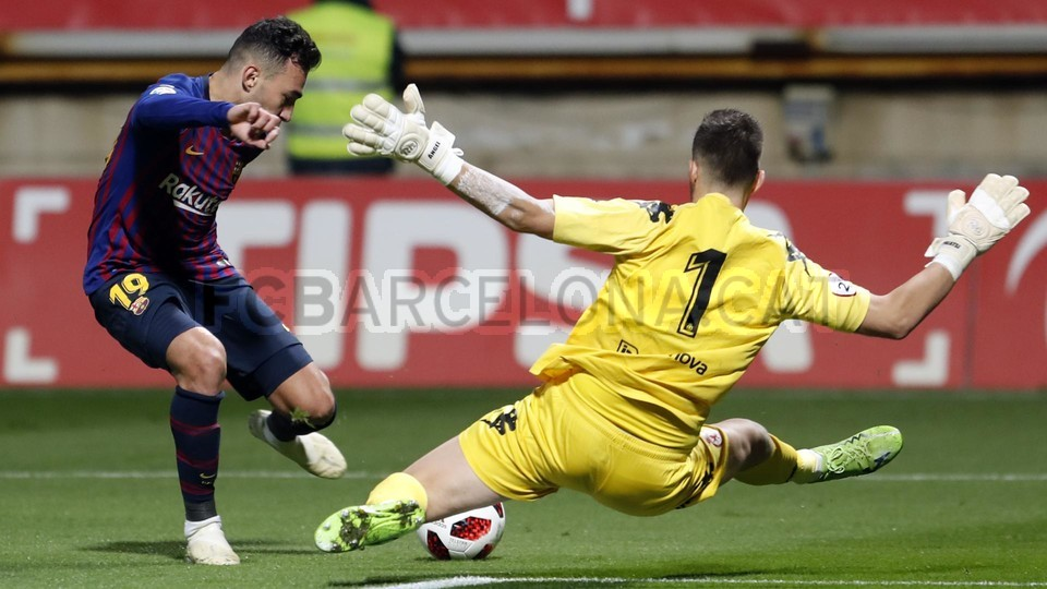 صور مباراة : كولتورال ليونيسا - برشلونة 0-1 ( 31-10-2018 ) كأس ملك إسبانيا 101944585