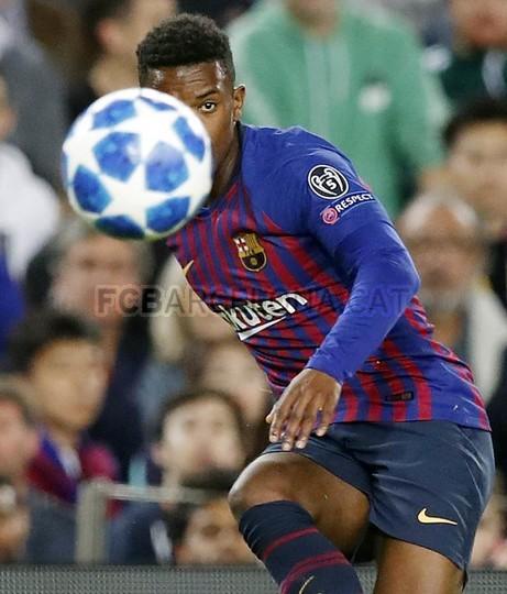 صور مباراة : برشلونة - إنتر ميلان 2-0 ( 24-10-2018 )  101552649