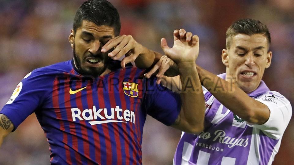 صور مباراة : بلد الوليد - برشلونة 0-1 ( 25-08-2018 )  96768521