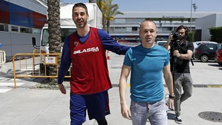 Andrés Iniesta's goodbye unforgettable moments