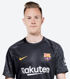 ¿Cuánto mide Marc-André Ter Stegen? - Real height 50227034