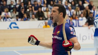 Barça Lassa (hockey patines) - Porto (4-2) final Liga Europea 2017/2018