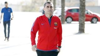 El tècnic del FC Barcelona reconeix que el recent 2-2 al Sánchez Pizjuán