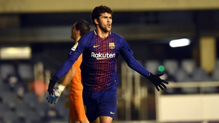FC Barcelona B - Sporting de Gijón: A victory to break the streak (2-1)