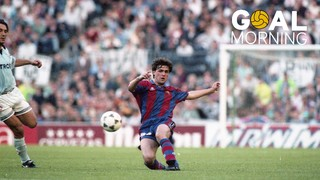 ¡Goal Morning! Let's start the day with Roger Garcia...