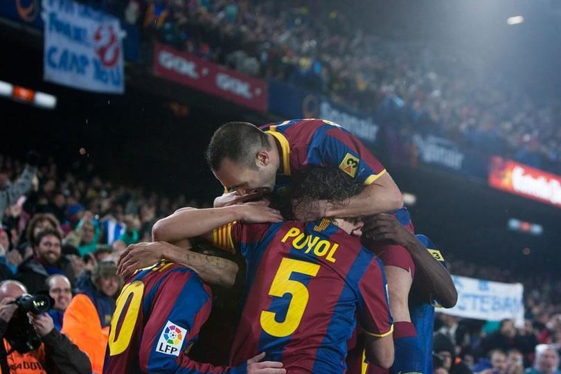 barcelona ultimos partidos