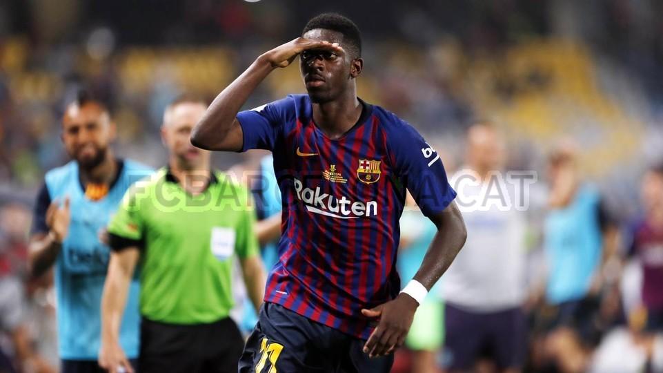صور مباراة : برشلونة - إشبيلية 2-1 ( 13-08-2018 )  95786075