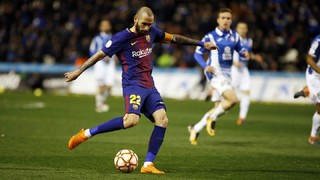 FC Barcelona 0 - Espanyol 0 (4-2) (6 minutes)
