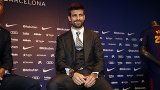 Gerard Piqué opens up about his career — and the future