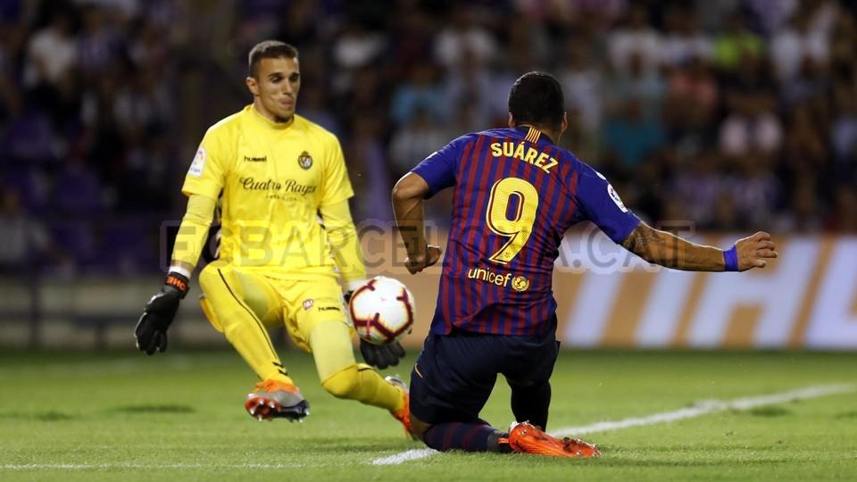 صور مباراة : بلد الوليد - برشلونة 0-1 ( 25-08-2018 )  96710235