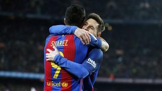 FC Barcelona 4 - Espanyol 1 (1 minuto)