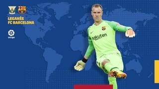 La Liga altıncı hafta mücadelesinin yayıncı kuruluşlarını ve maç saatini gösteren global bir rehber