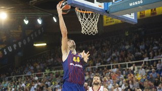 Barça Lassa-Bayern Munich: First European win of the season (83-73)