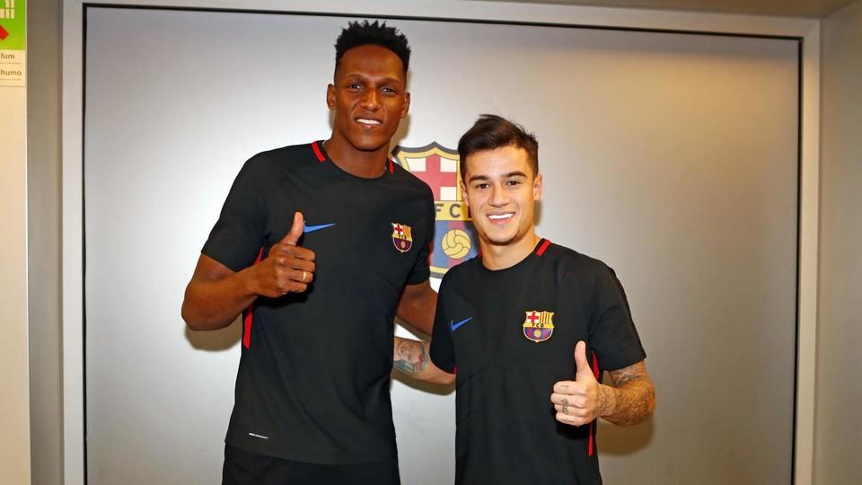 Maillot THIRD FC Barcelona N. Semedo