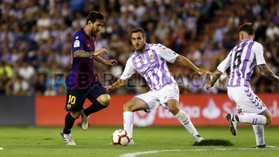 صور مباراة : بلد الوليد - برشلونة 0-1 ( 25-08-2018 )  96710748