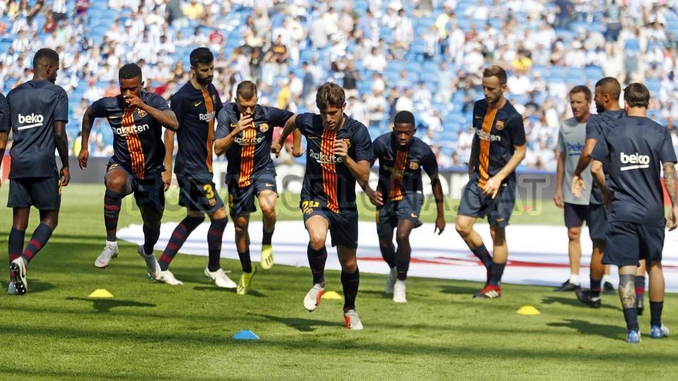 صور مباراة : ريال سوسيداد - برشلونة 1-2 ( 15-09-2018 ) 98623836