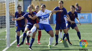 Granadilla v FC Barcelona Women: Winning run ends (1-0)