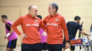 """Andreu Plaza: """"El suport del Palau és importantíssim per a nosaltres"""""""