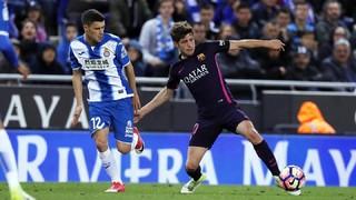RCD Espanyol 0 - FC Barcelona 3 (3 minutos)