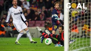 Goal Morning: Jordi Alba vs Real Madrid