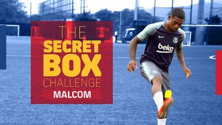 Secret box: el reto de Malcom