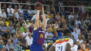 Barça Lassa – MoraBanc Andorra: S'imposen en un duel decidit en els darrers segons (67-63)