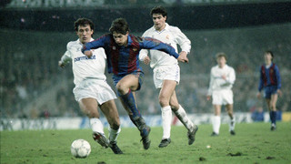 30 years since Gary Lineker's hat-trick against Real Madrid