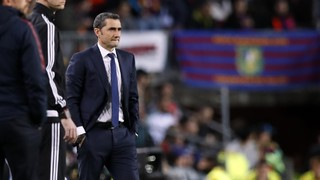 Ernesto Valverde: A good result but it's not over