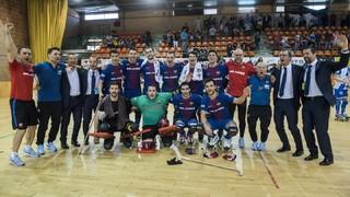 ¡ICG Software Lleida - Barça Lassa: Campeones de la OK Liga! (2-4)