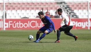 Sevilla Atlético 3 - FC Barcelona B 1