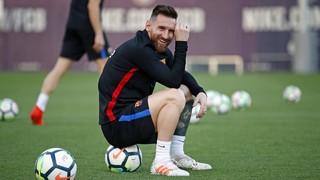 Valverde no podrá contar con los lesionados Dembélé, Rafinha y Jordi Alba, tampoco lo hará con los descartados Arda, que ya ha recibido el alta médica, Aleix Vidal y Vermaelen