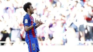 L'exhibició de Neymar Jr contra el Vila-real