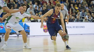 Barça Lassa-Unicaja Málaga: Late comeback not enough (73-76)