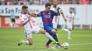 Cultural Leona 2 - FC Barcelona 1