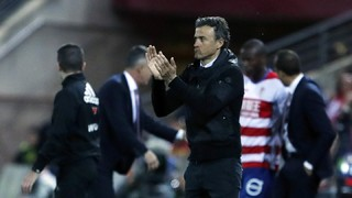 "Luis Enrique Martínez talked about his first impressions of the big win just minutes after the final whistle, highlighting that ""justice was served"" based on what he saw throughout the match."