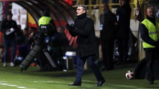 Ernesto Valverde: 'Football is a permanent test'