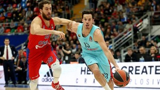 CSKA Moscow 92 - FC Barcelona Lassa 78 (Euroleague)