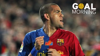 Goal Morning: Dani Alves vs Valencia