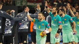 HC Vardar 26 - FC Barcelona Lassa 25 (Champions League)