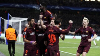 Chelsea 1 - FC Barcelona 1
